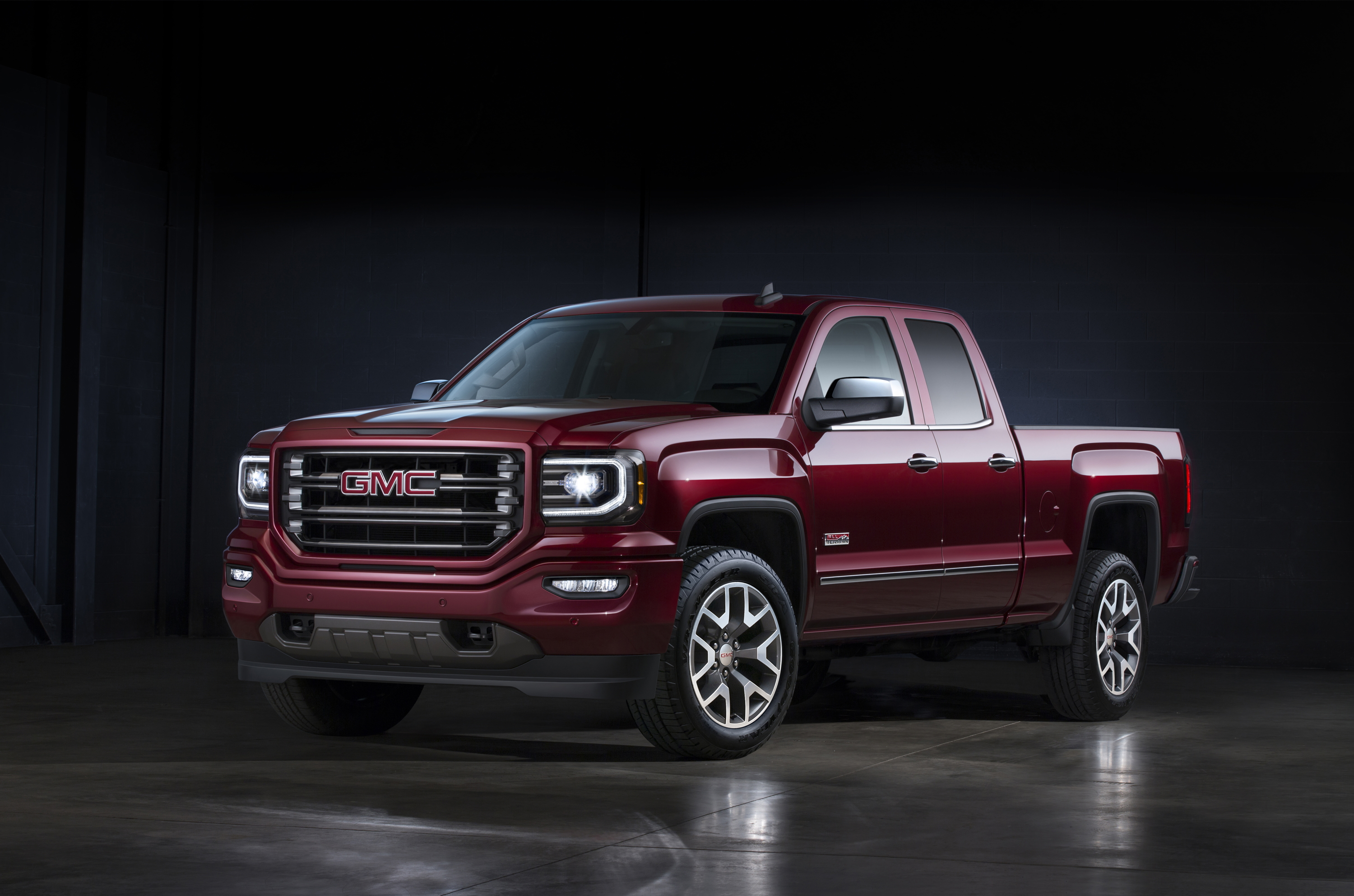 2017 Gmc Sierra All Terrain >> Gmc Pressroom United States Images